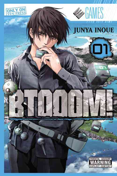 Btooom! By Inoue, Junya